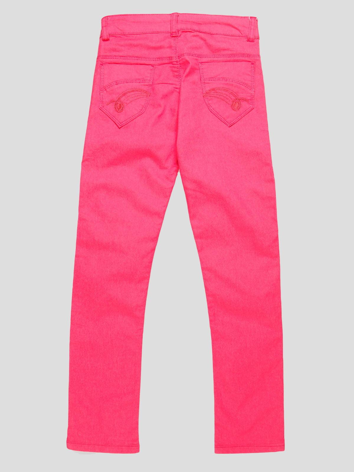 Штани рожеві | 4808743 | фото 2