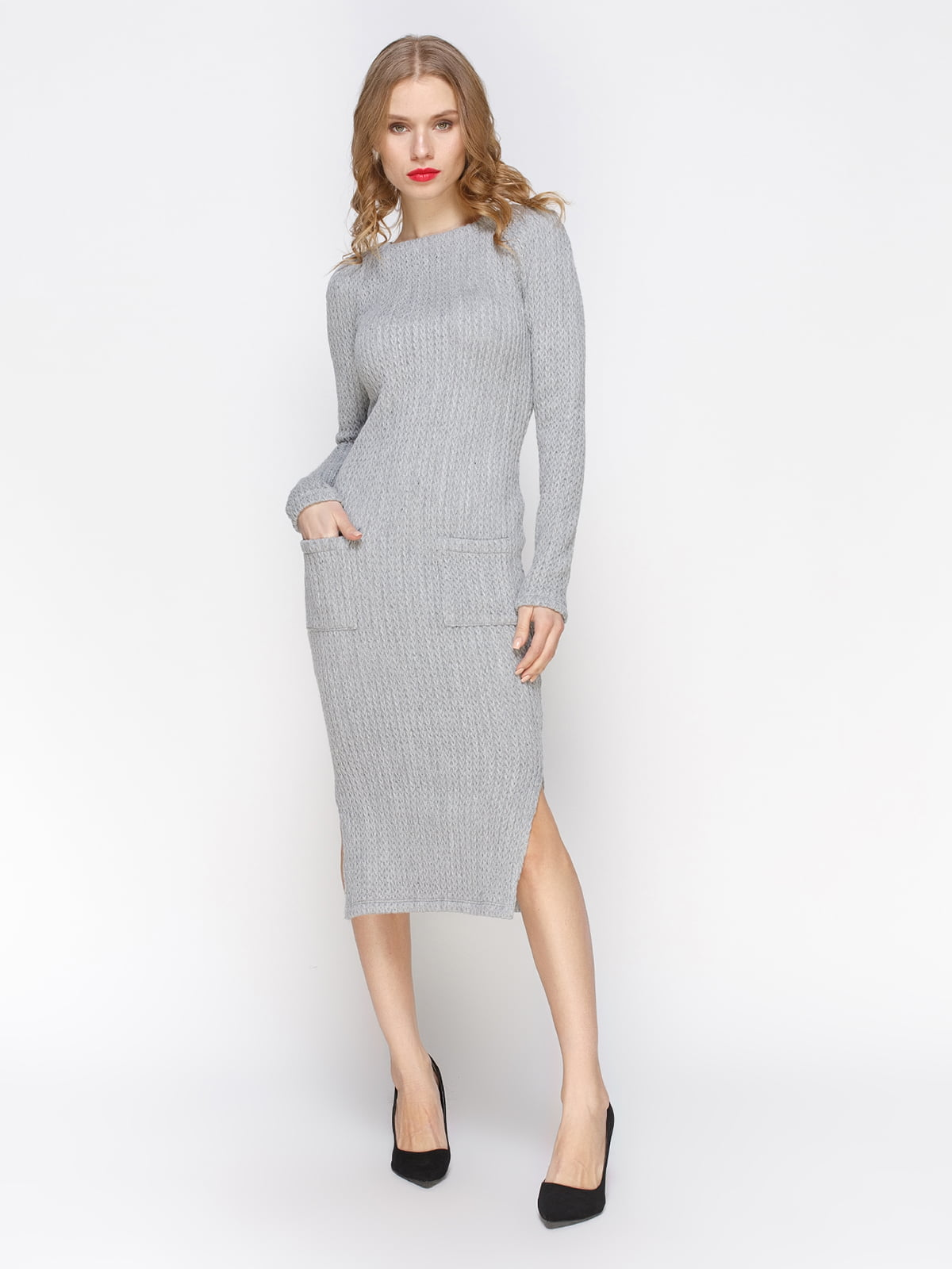 Сукня сіра | 2757690