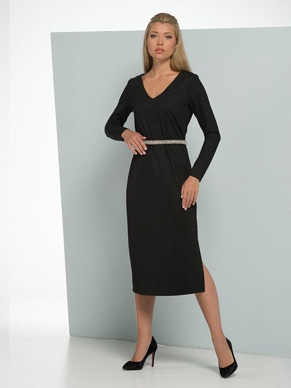 Платье черное | 4519015