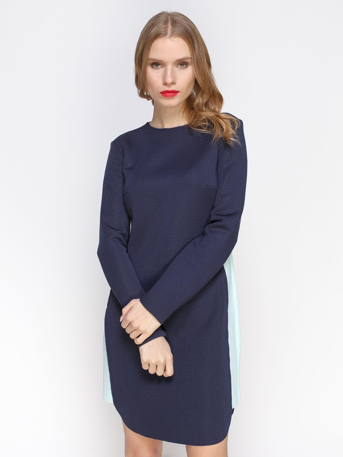 Сукня двоколірна | 2981660