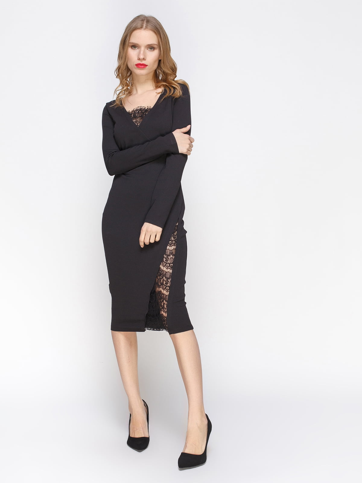 Сукня чорна | 2981658
