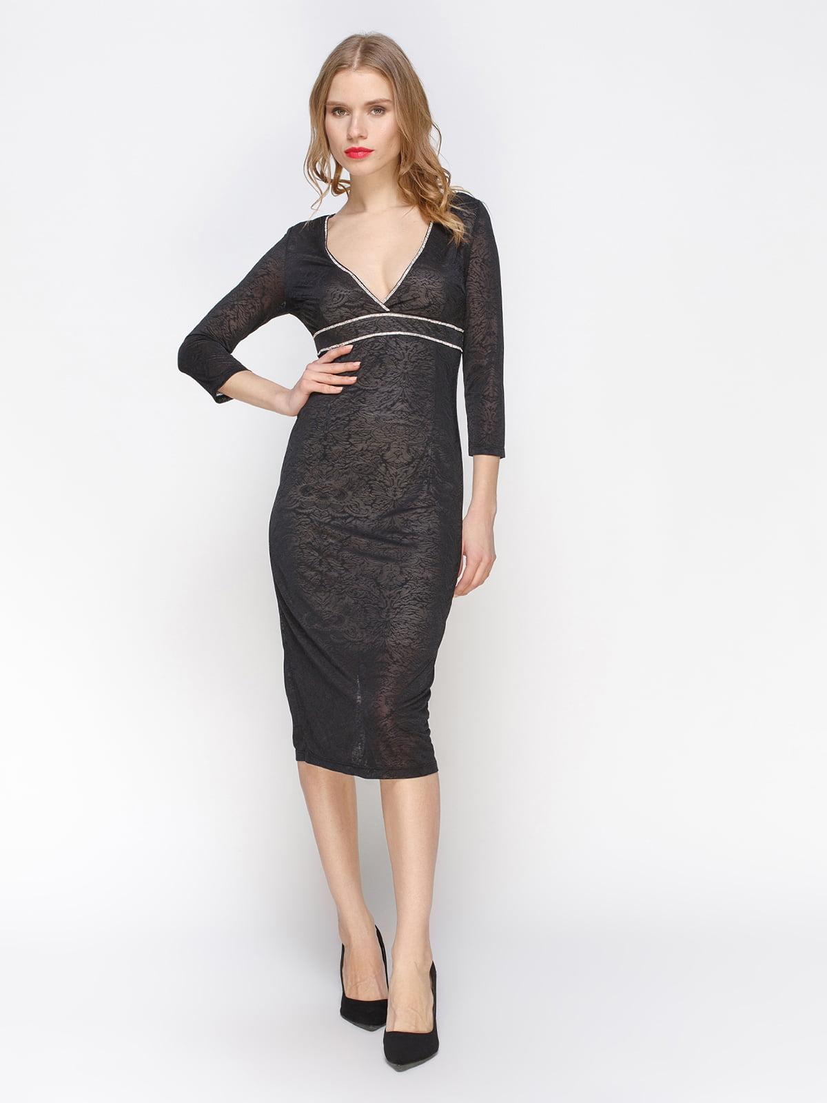 Платье черное   3812047