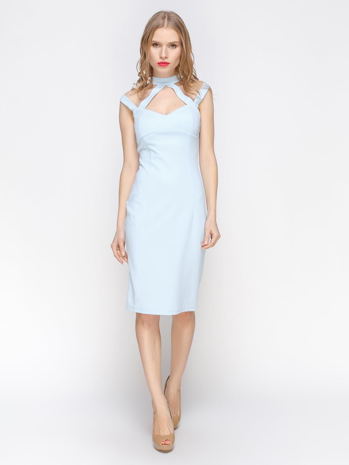 Сукня блакитна | 2982630