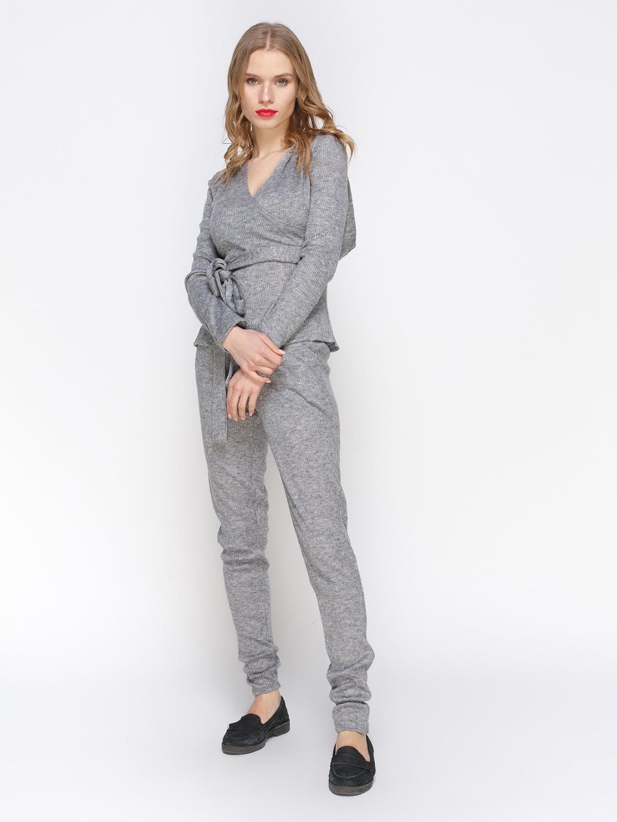 Костюм: пуловер і штани   2981644