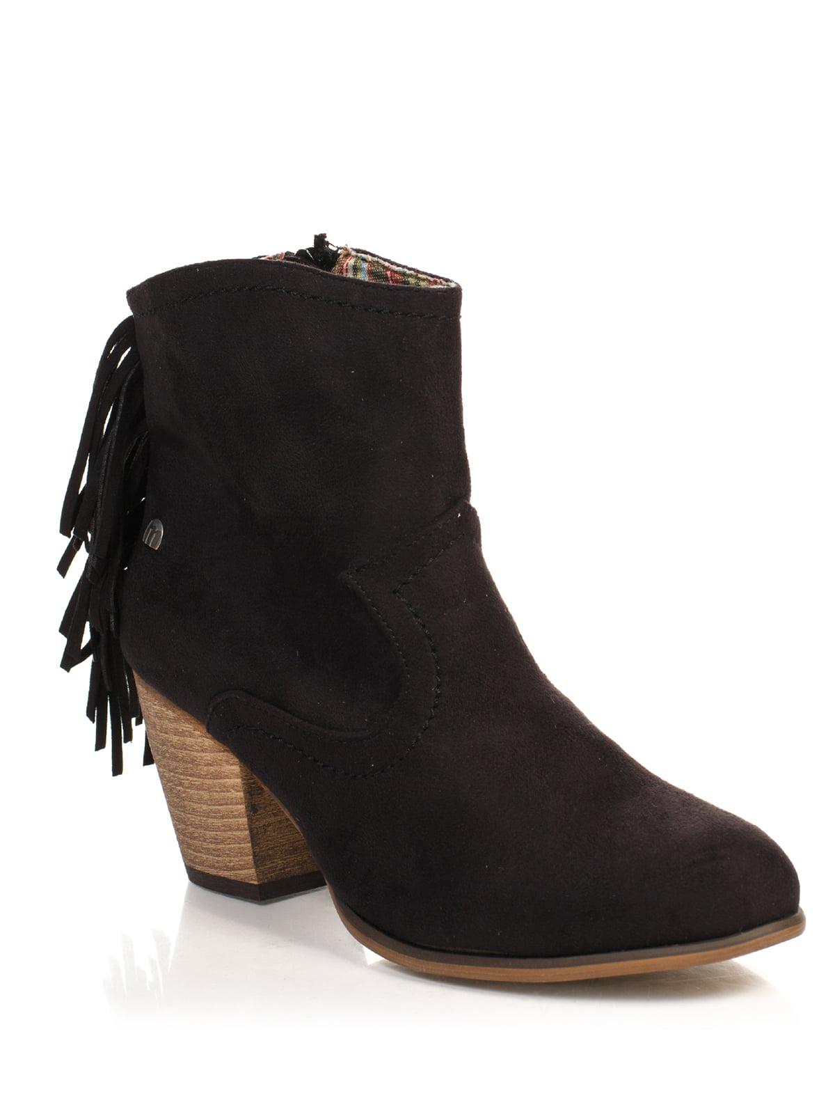 Ботинки черные   3491546