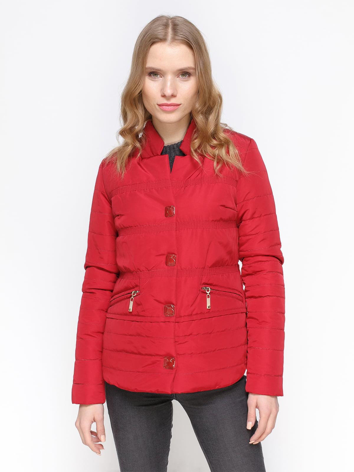 Куртка червона | 2127868