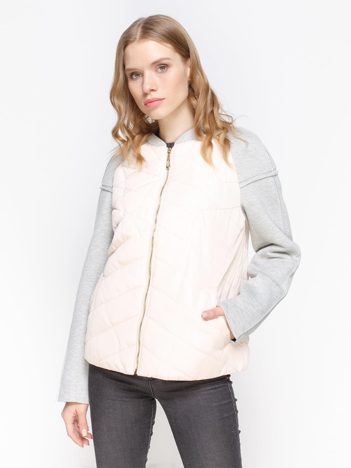 Куртка двухцветная | 2127865