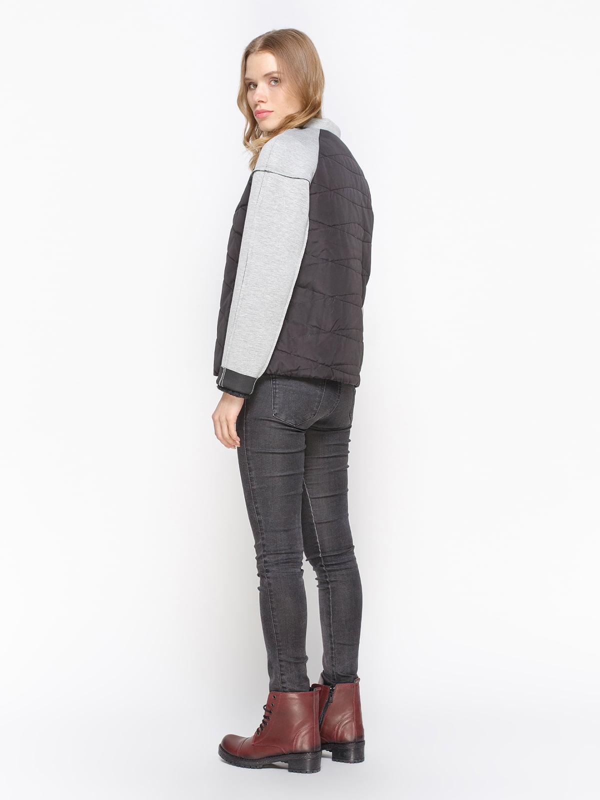 Куртка двухцветная | 2127864 | фото 3