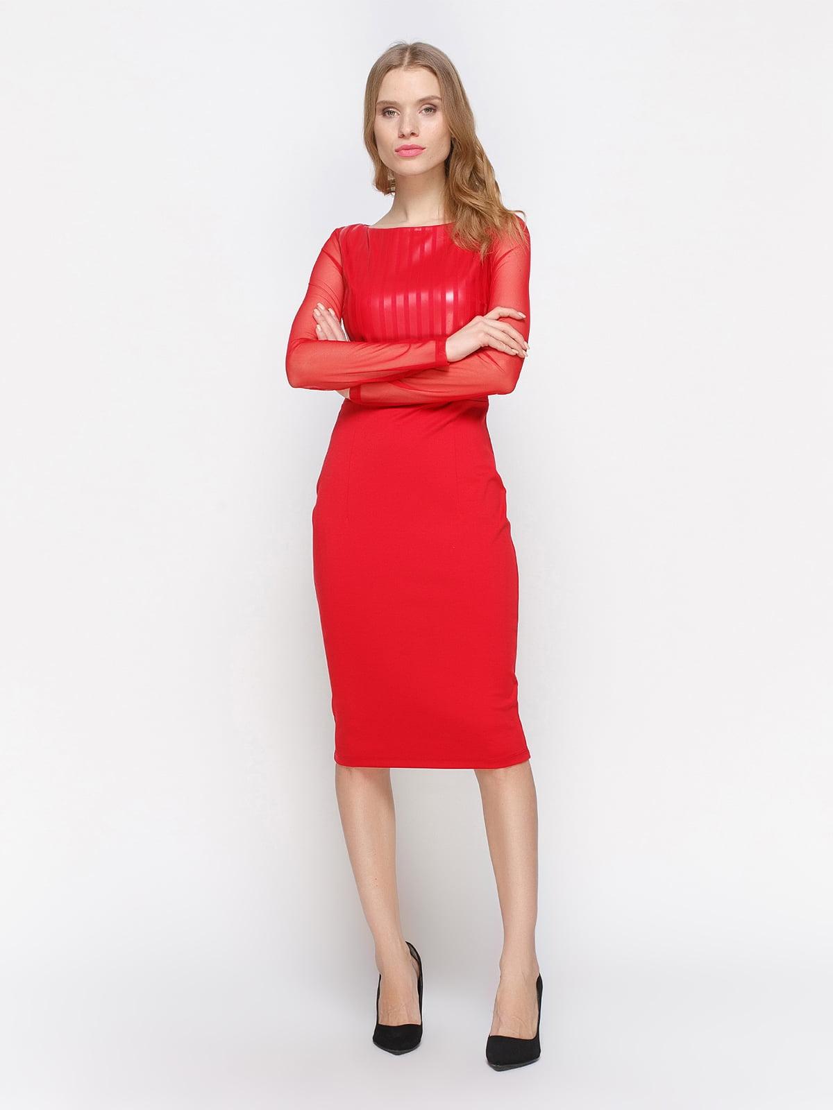 Сукня червона | 2757706