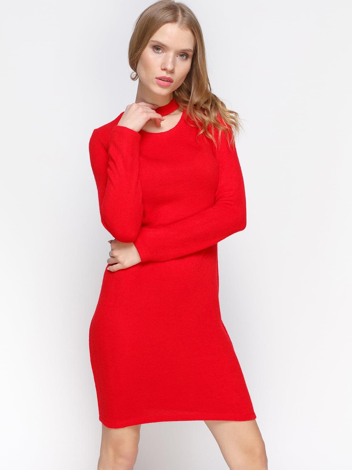 Сукня червоного кольору   3098642