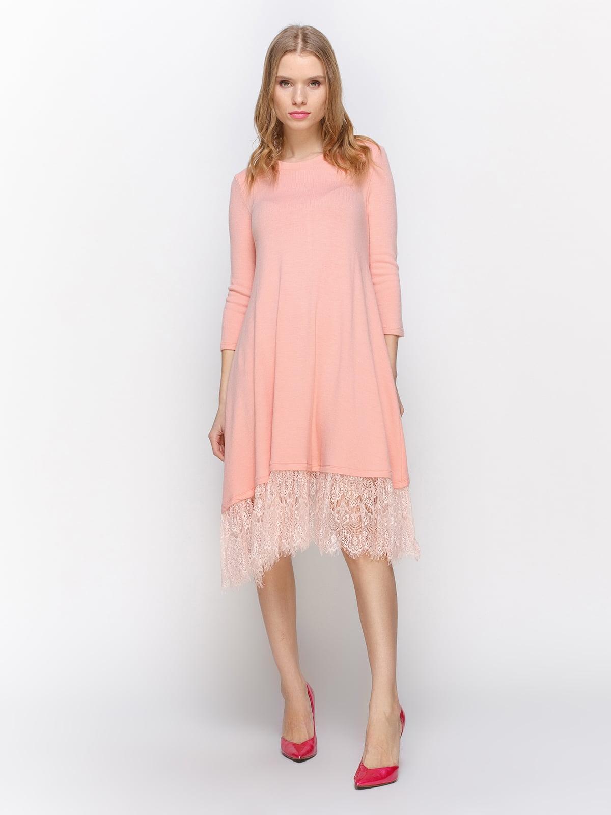 Сукня персикого кольору   3098648