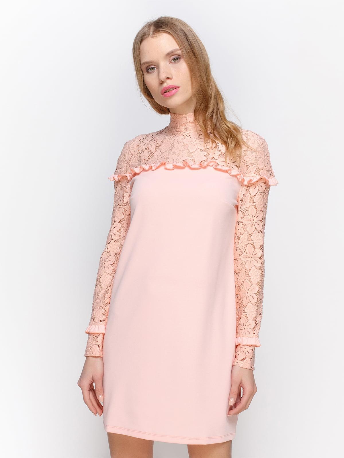 Сукня персикова | 3155118