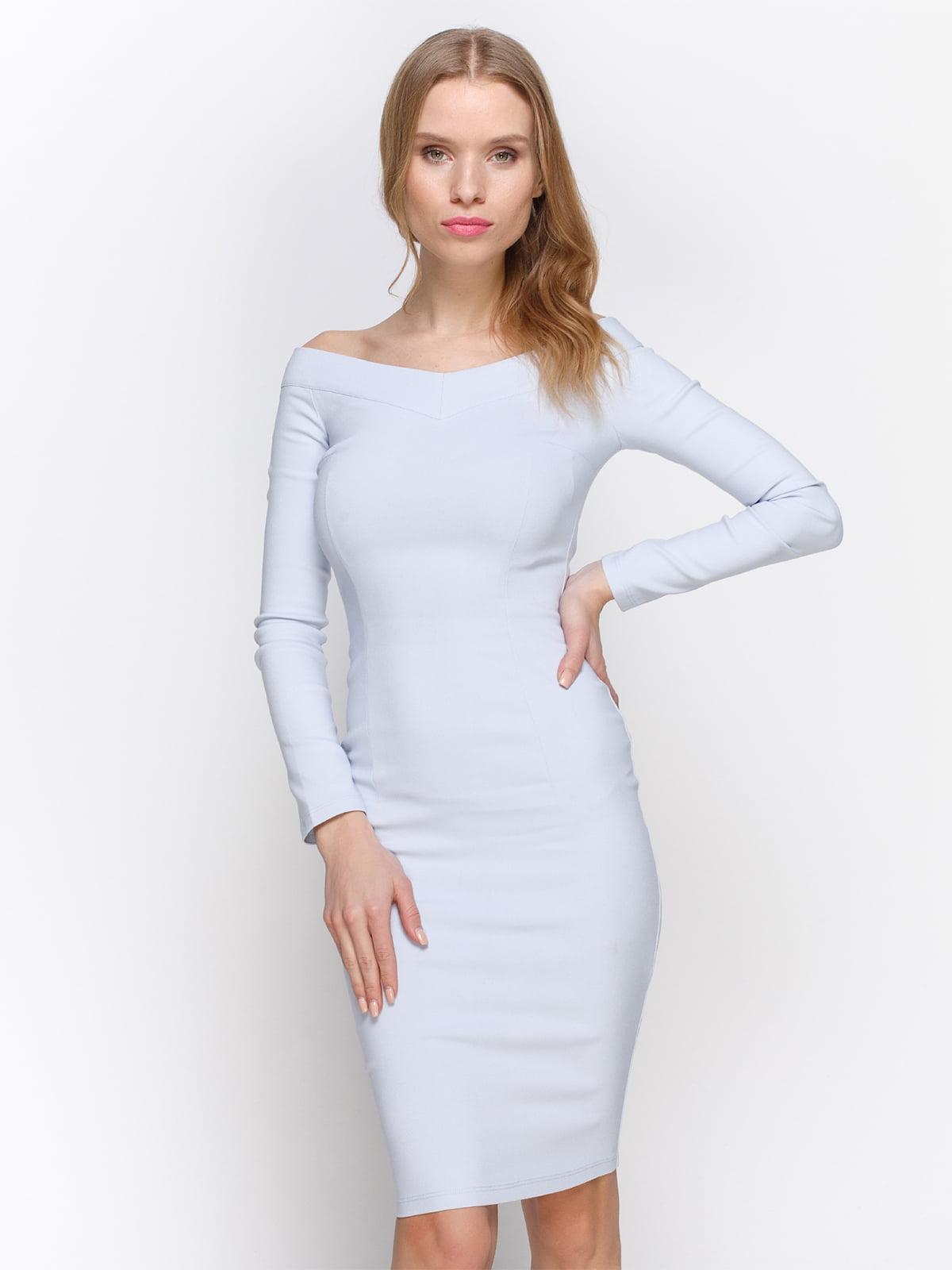 Сукня блакитна | 2981648