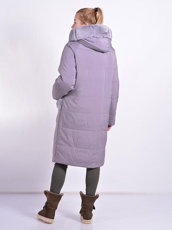 Пальто пудрового цвета | 4834512 | фото 2