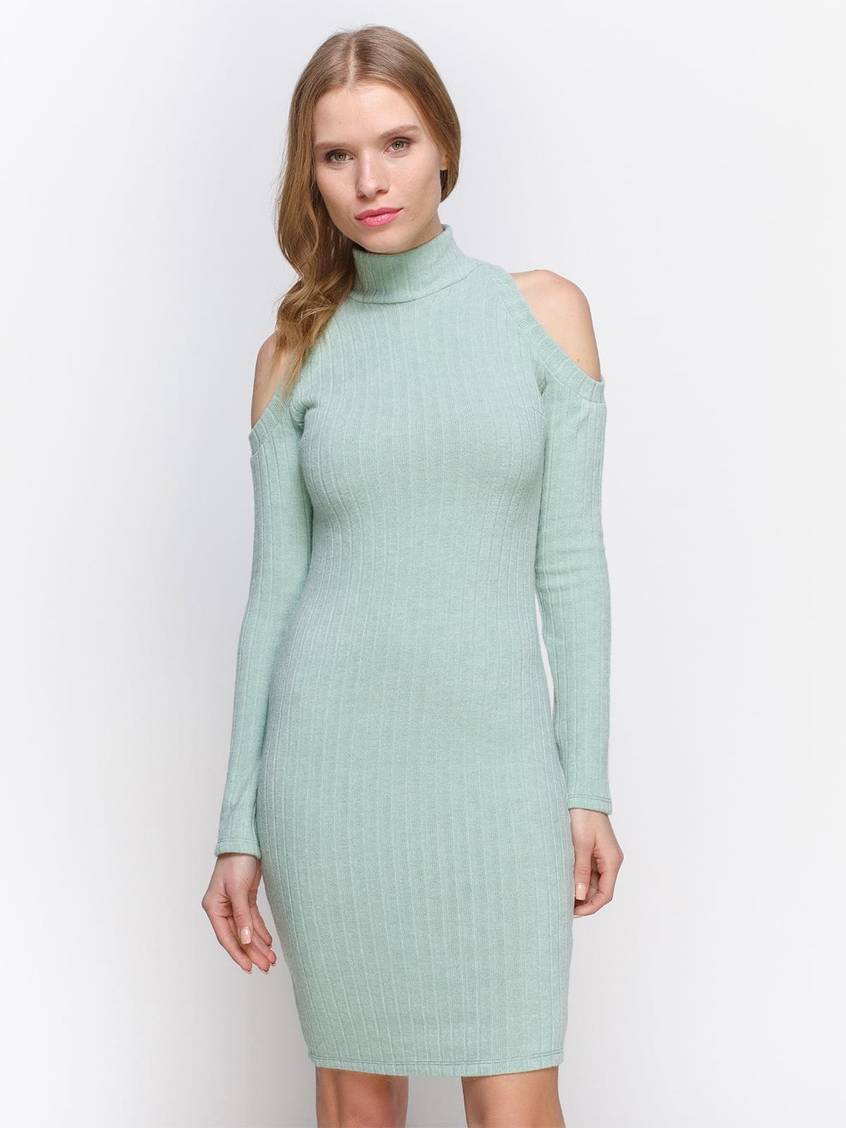 Сукня м'ятного кольору | 2981663