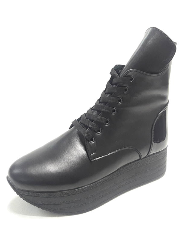 Ботинки черные | 4599412