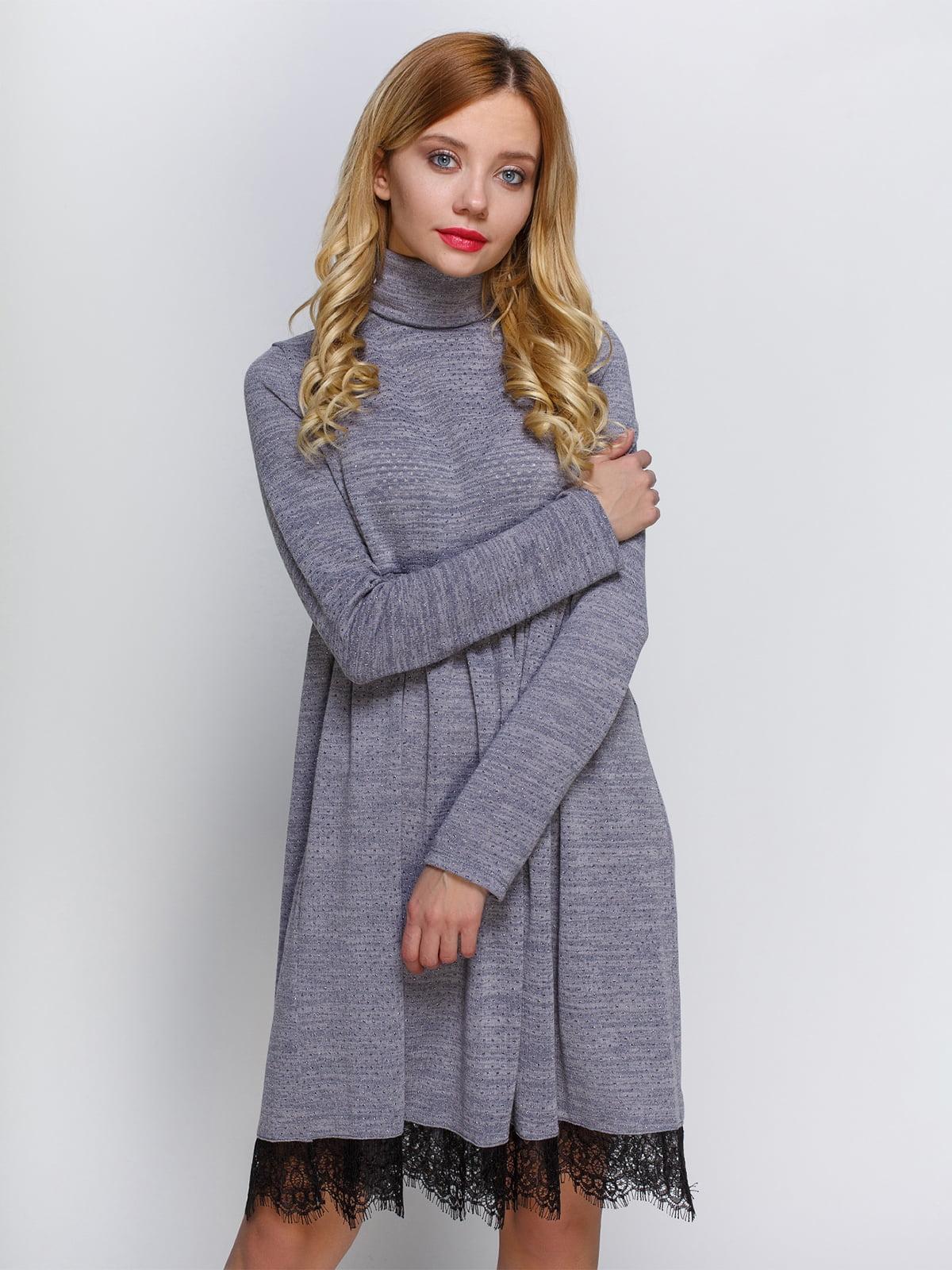 Сукня сіра | 3700176