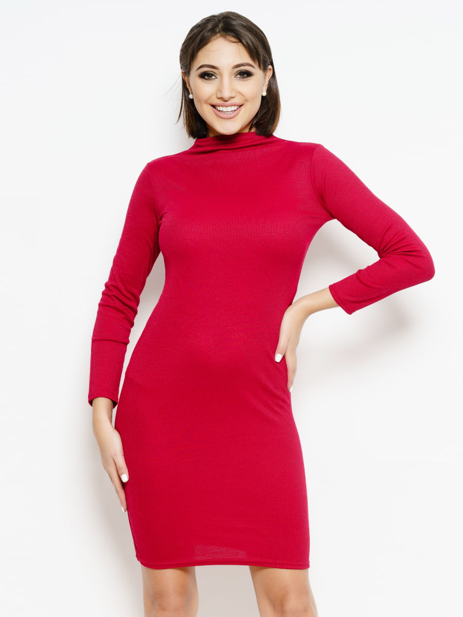 Платье красное | 4838692