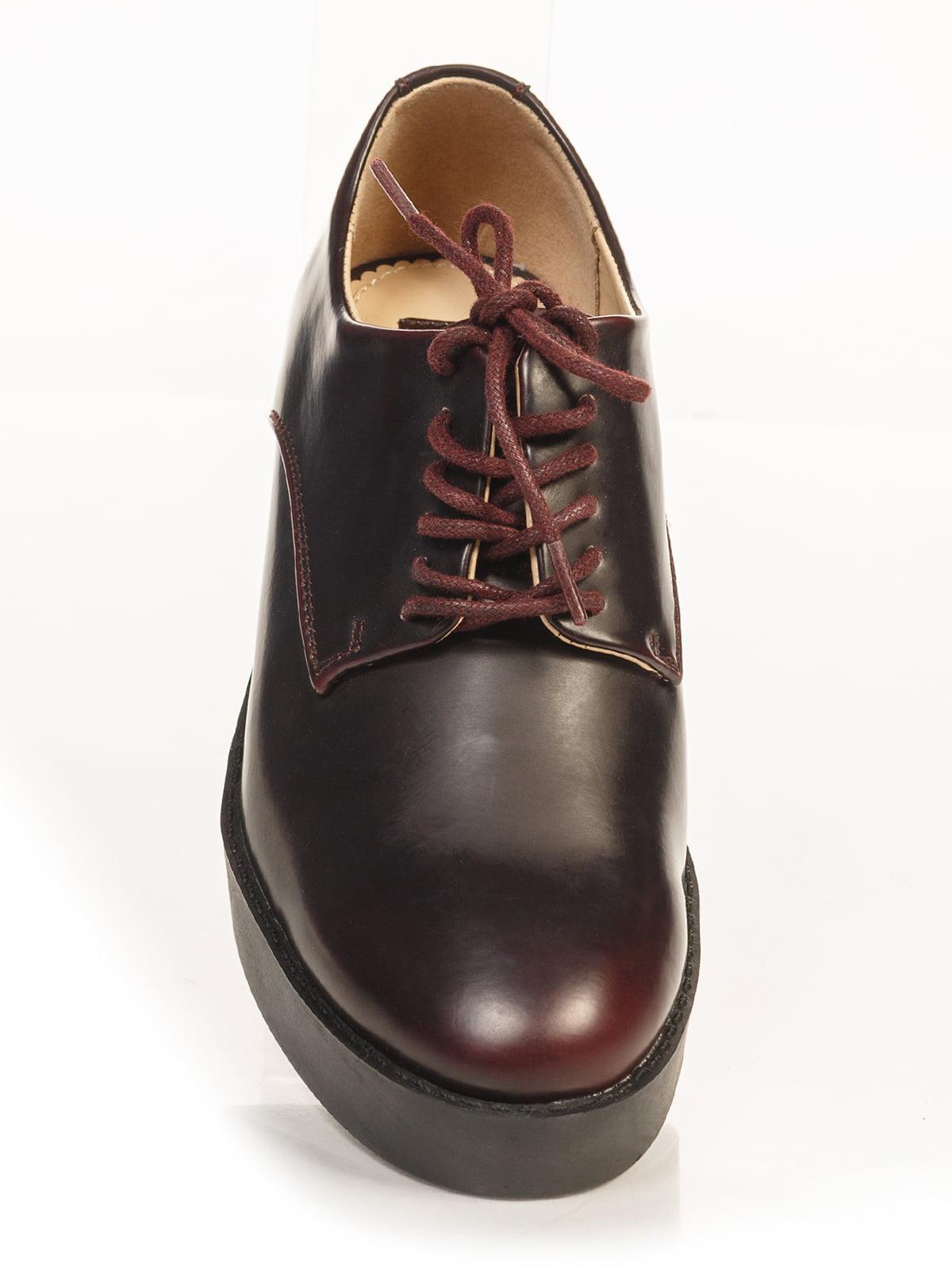 Туфли черные | 2992543 | фото 4