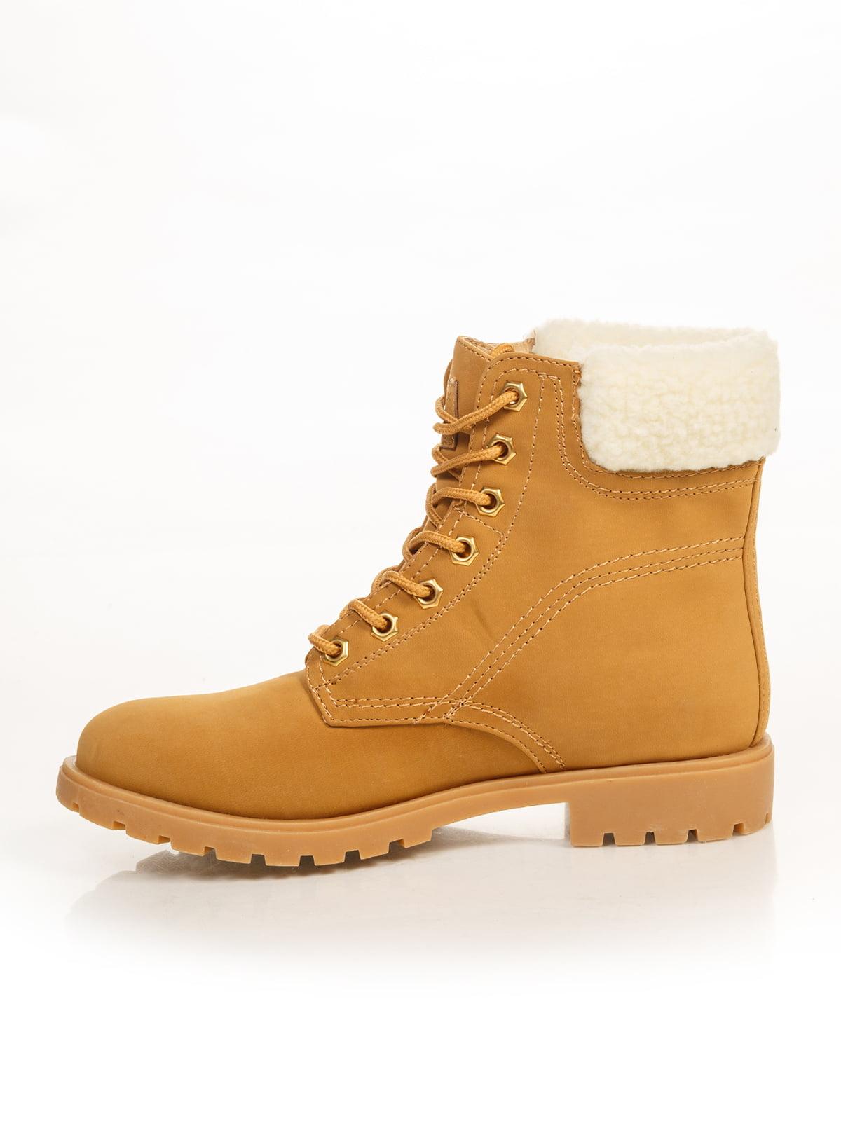 Ботинки коричневые | 2992542 | фото 2