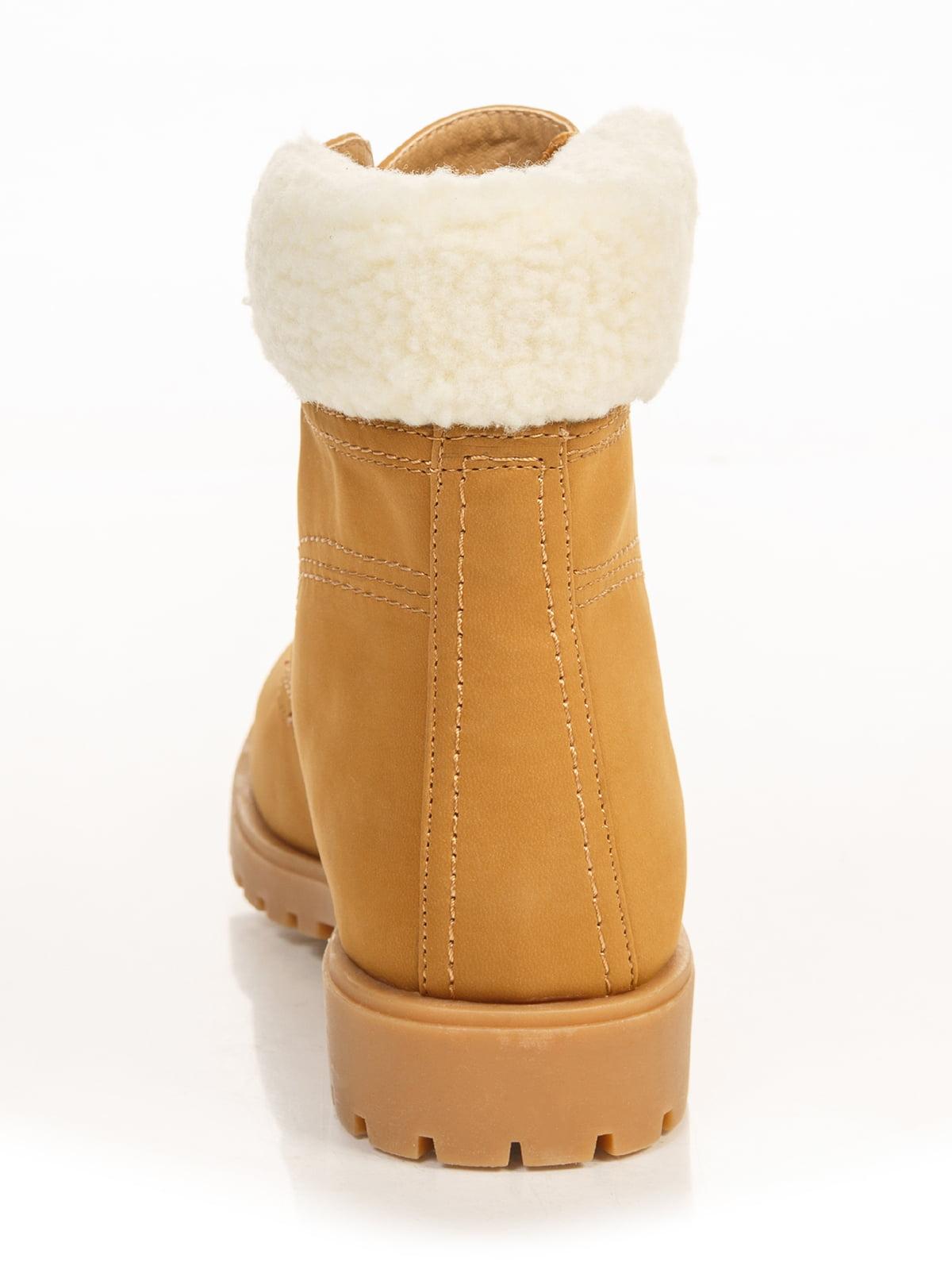 Ботинки коричневые | 2992542 | фото 3