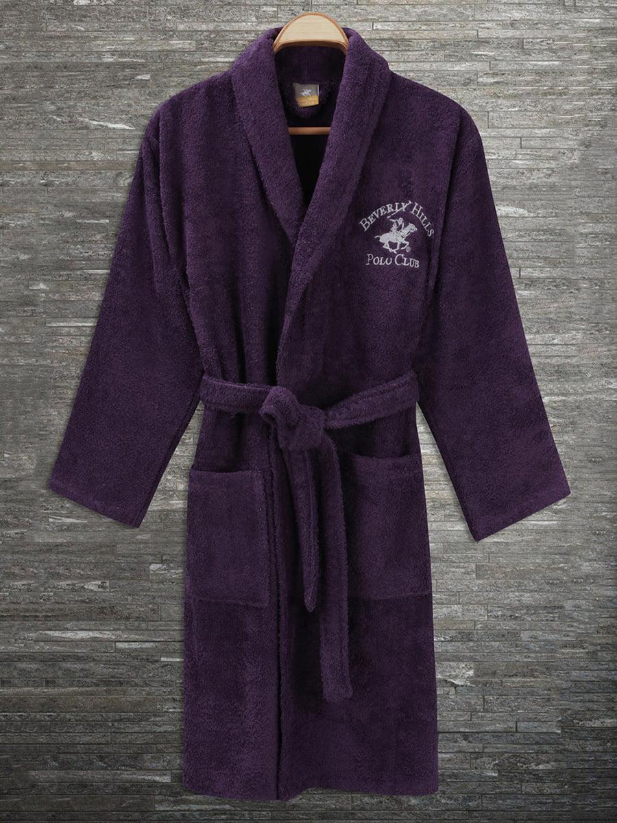 Халат фиолетовый | 4840435