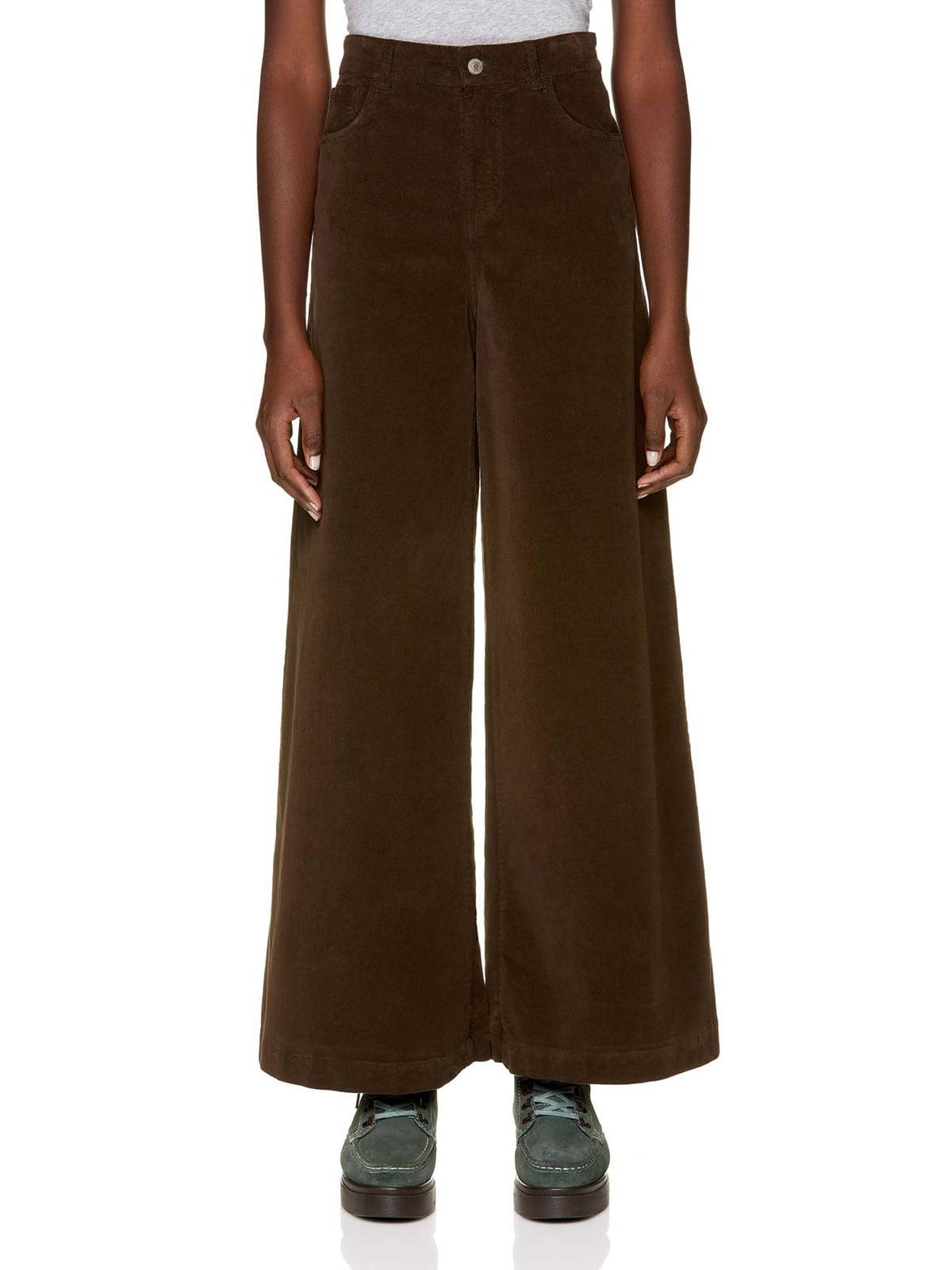 Штани коричневі | 4767063