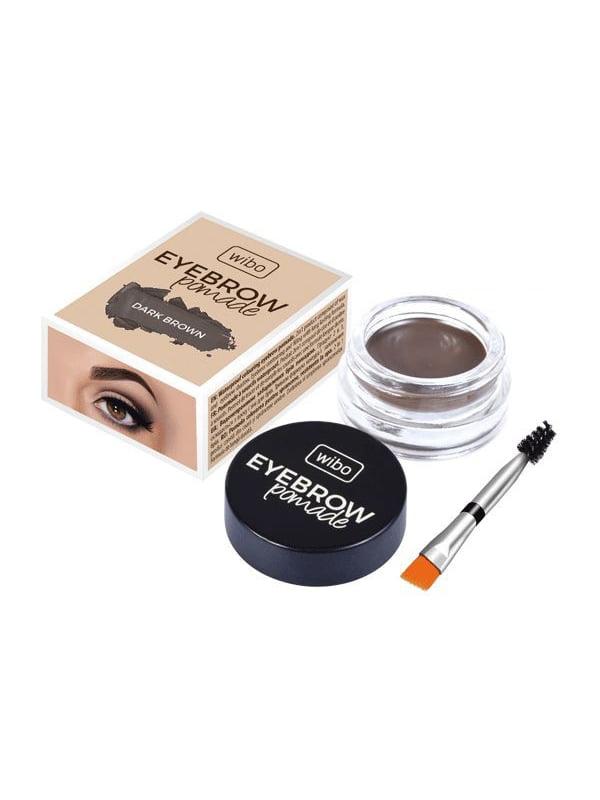 Помада для брів Eyebrow Pomade — тон №2 dark brown (6 г)   4841197