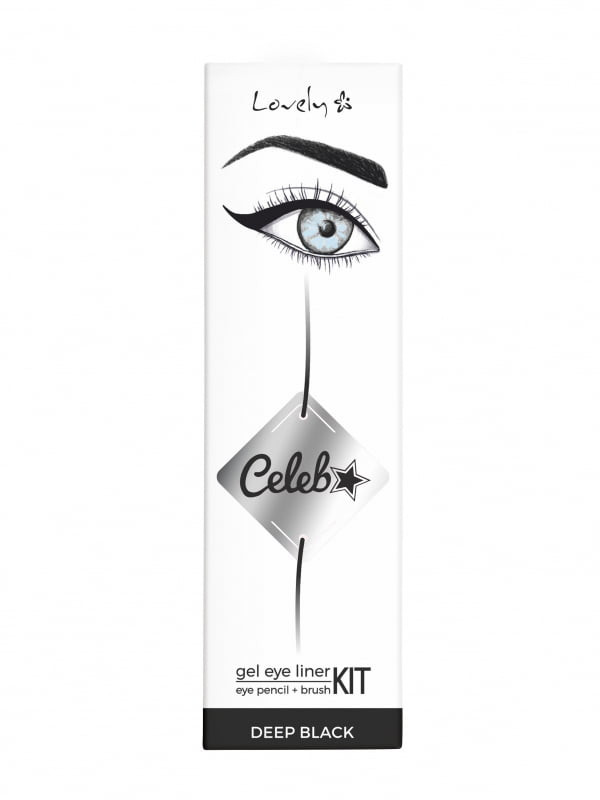 Набір для макіяжу очей Celeb | 4841404