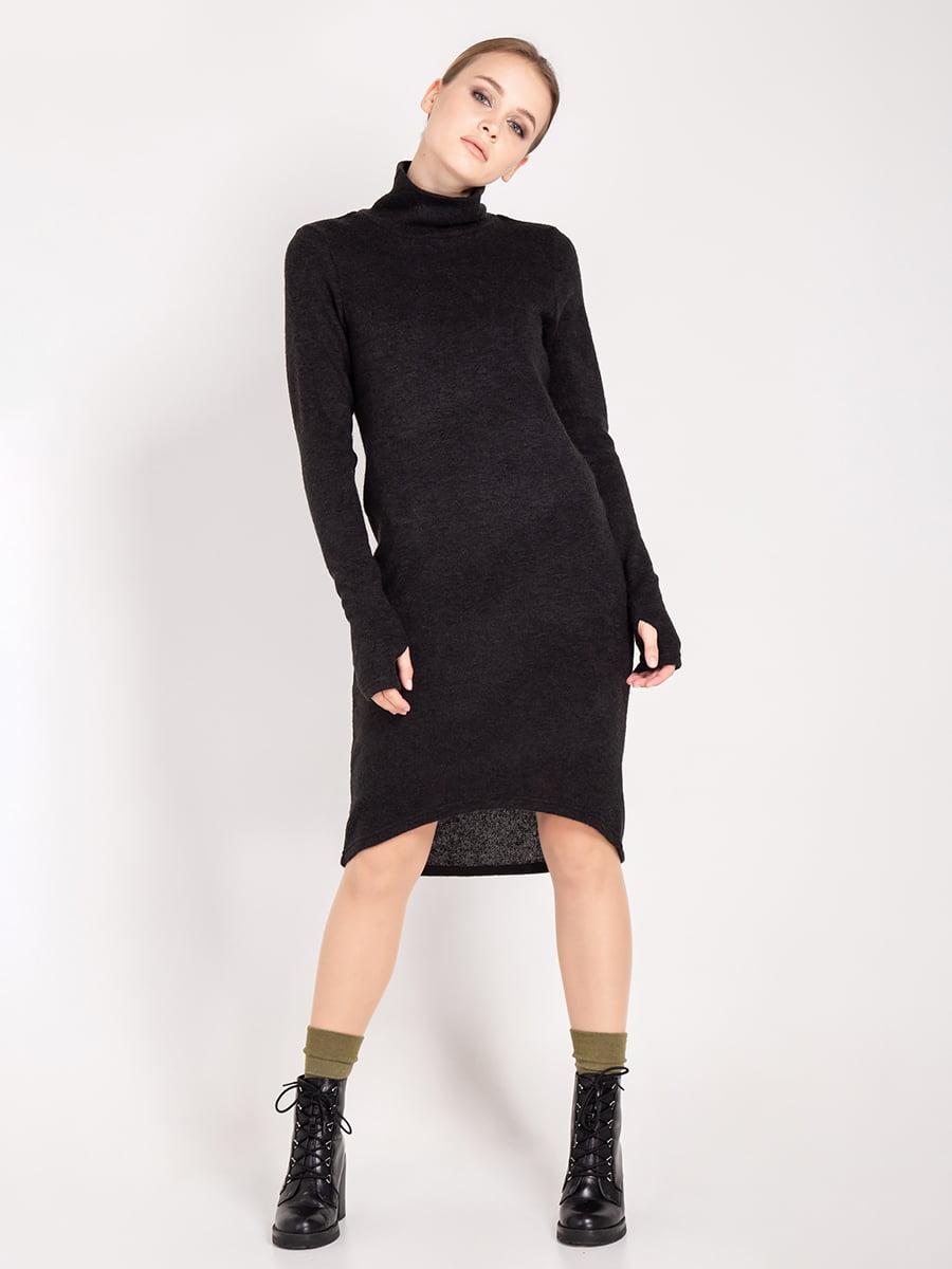 Платье черное   4842289