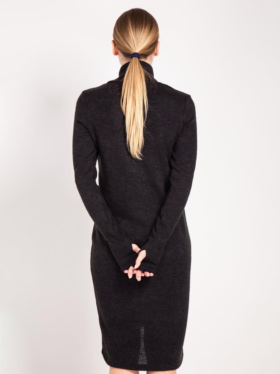 Платье черное   4842289   фото 2
