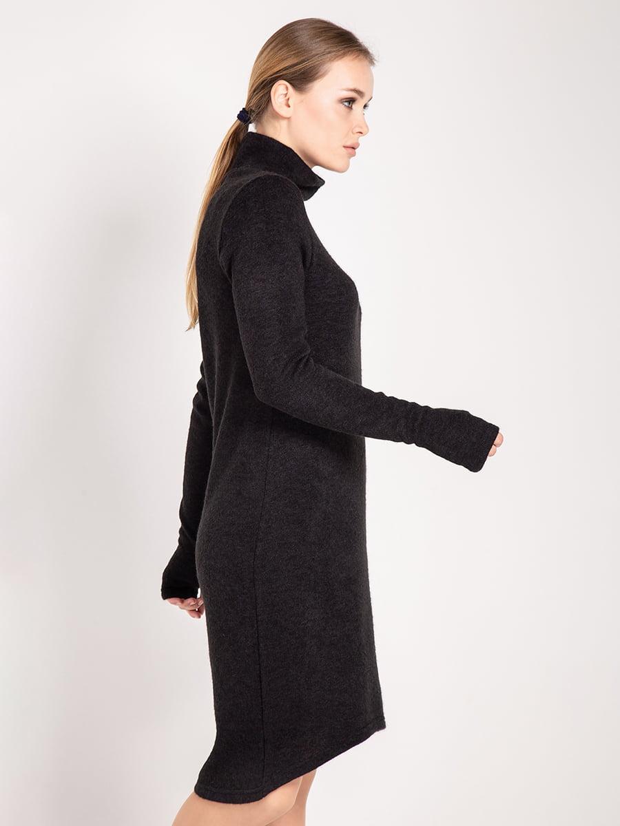 Платье черное   4842289   фото 3