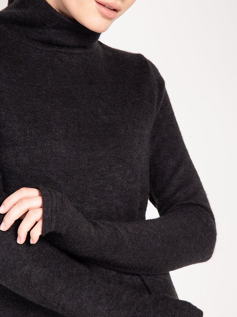Платье черное   4842289   фото 4