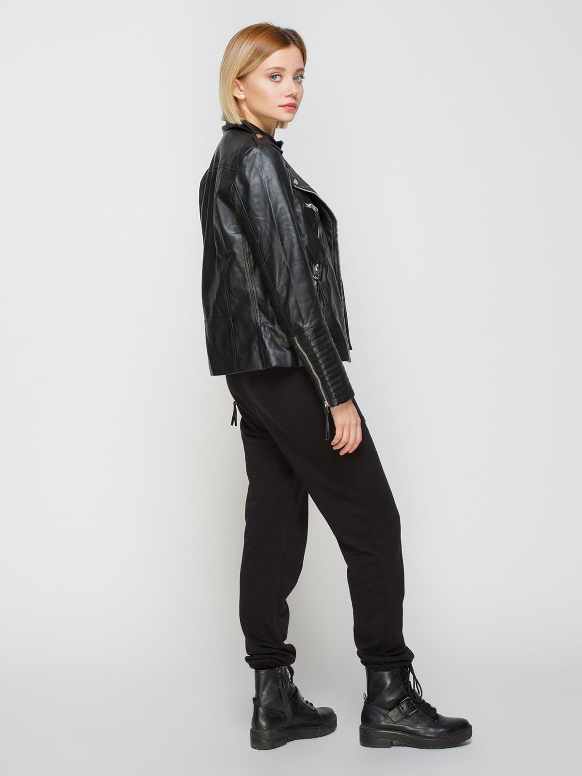 Куртка чорна   4725523   фото 3