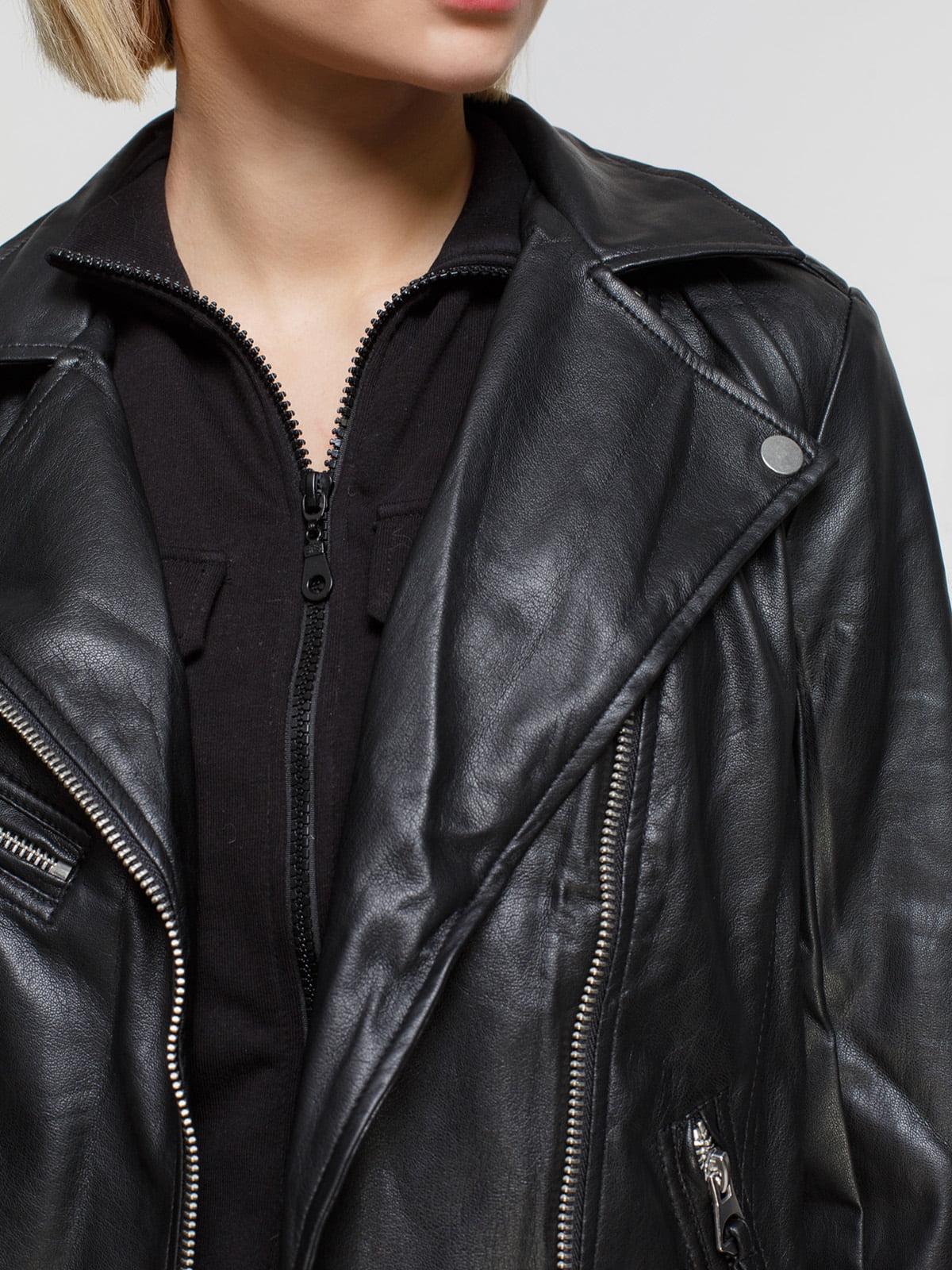 Куртка чорна   4725523   фото 4