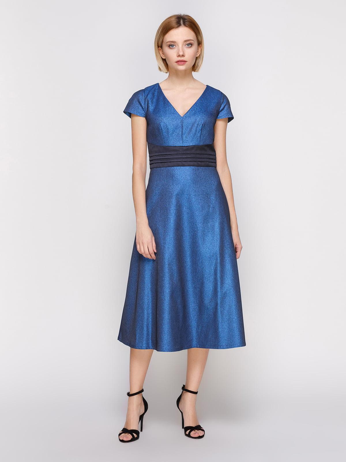 Сукня синя | 4792818