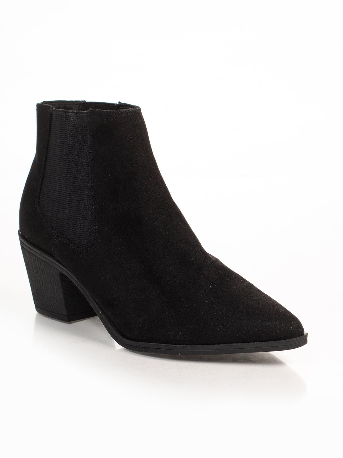 Ботинки черные | 4776289