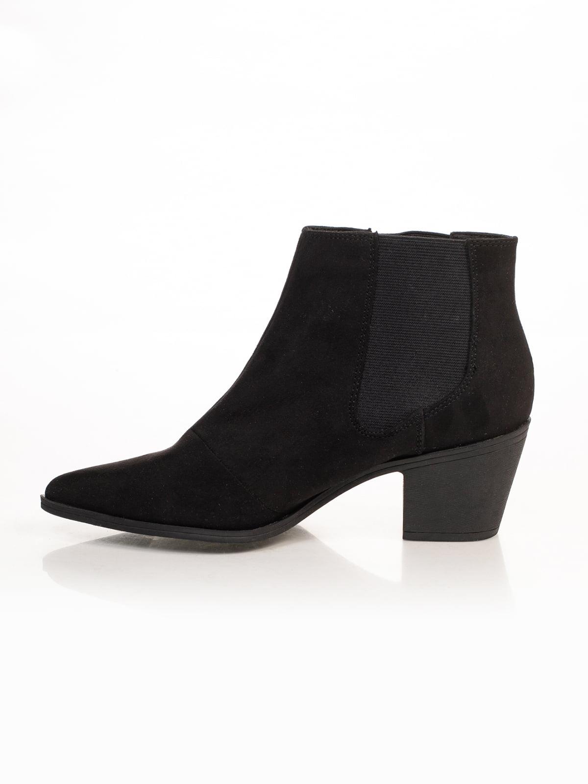 Ботинки черные | 4776289 | фото 2