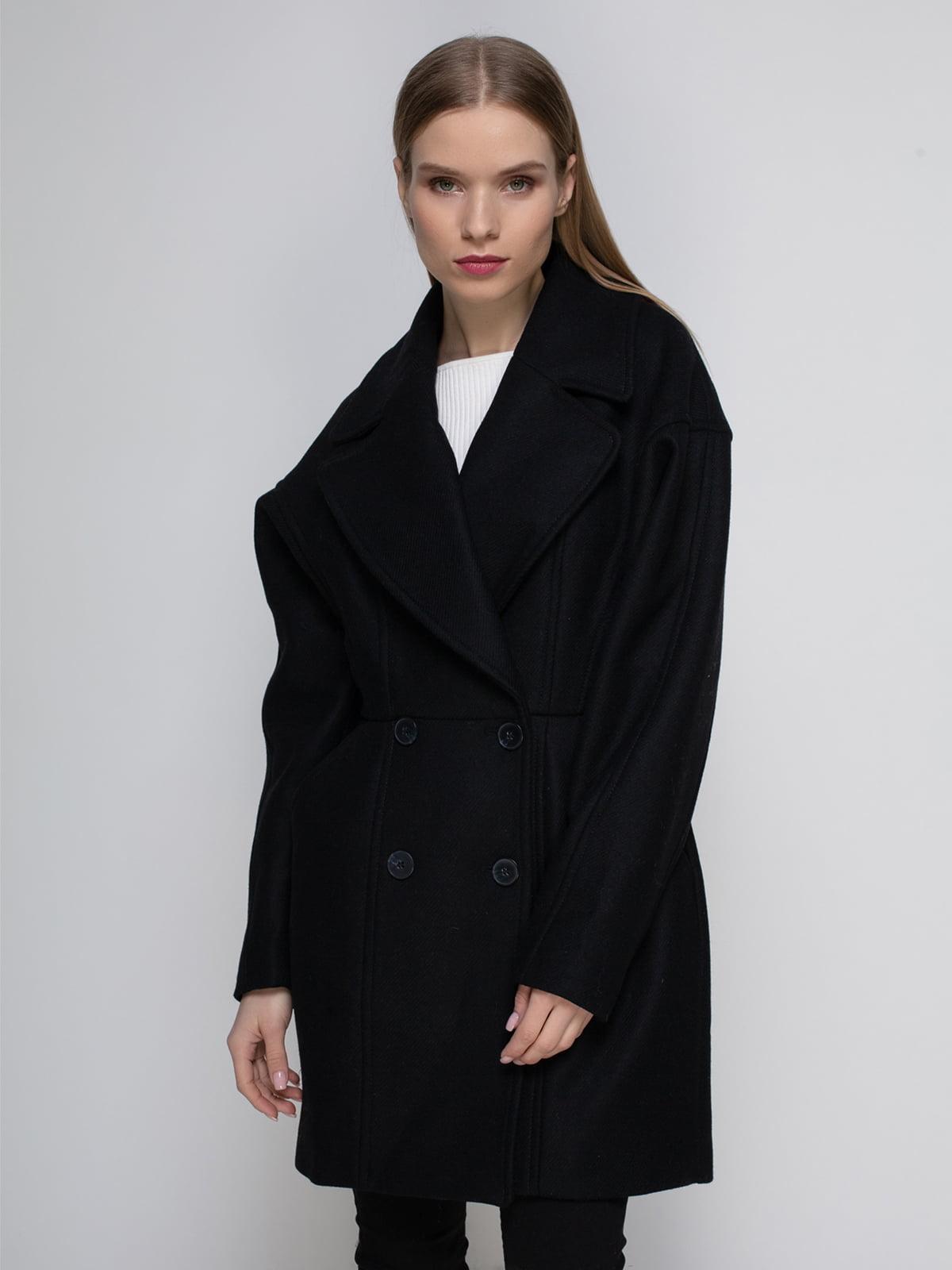 Пальто чорне | 3612713