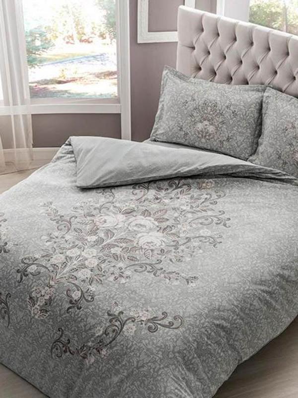 Комплект постельного белья двуспальный (евро) | 4777615