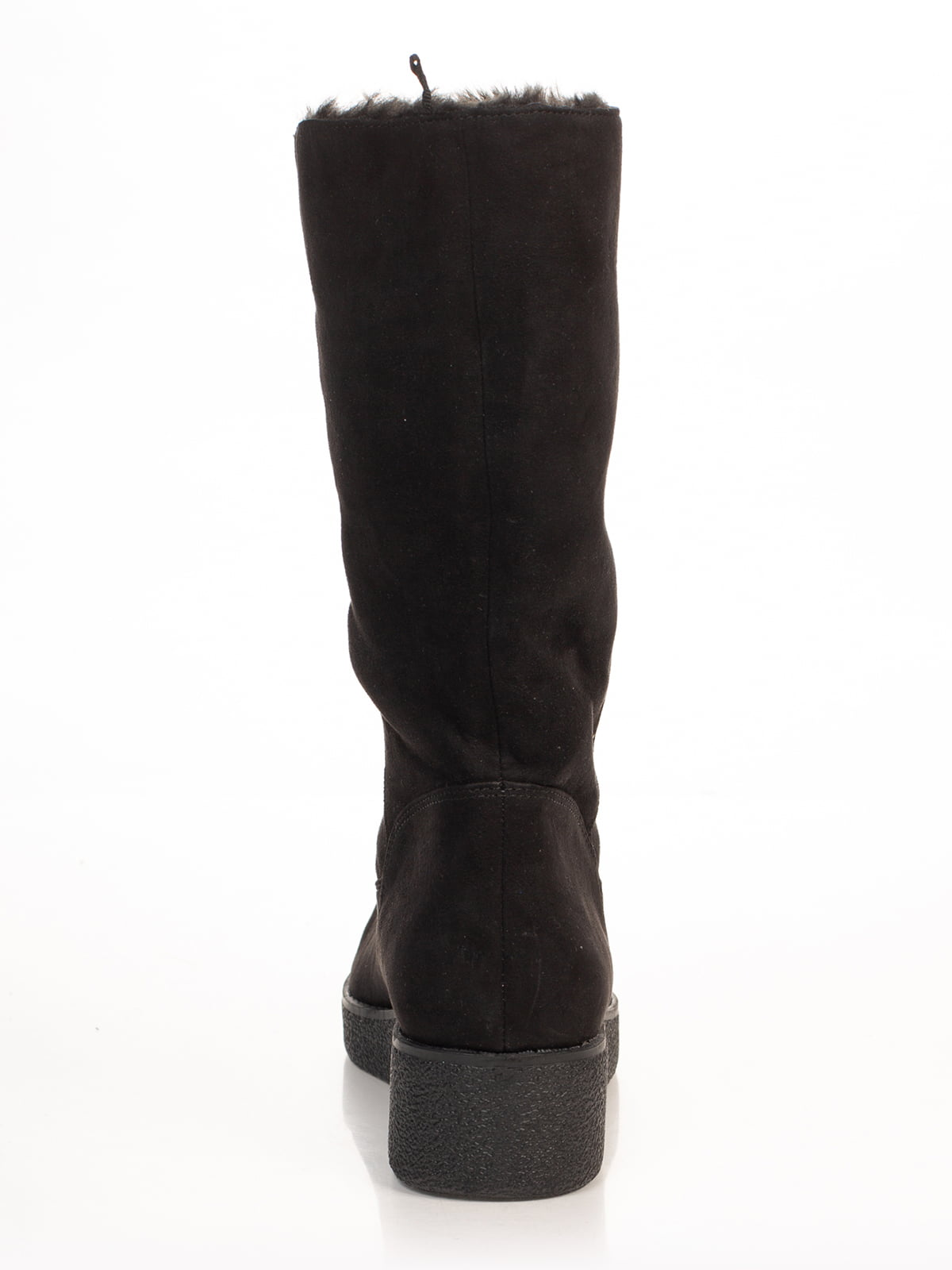 Сапоги черные | 4777637 | фото 3