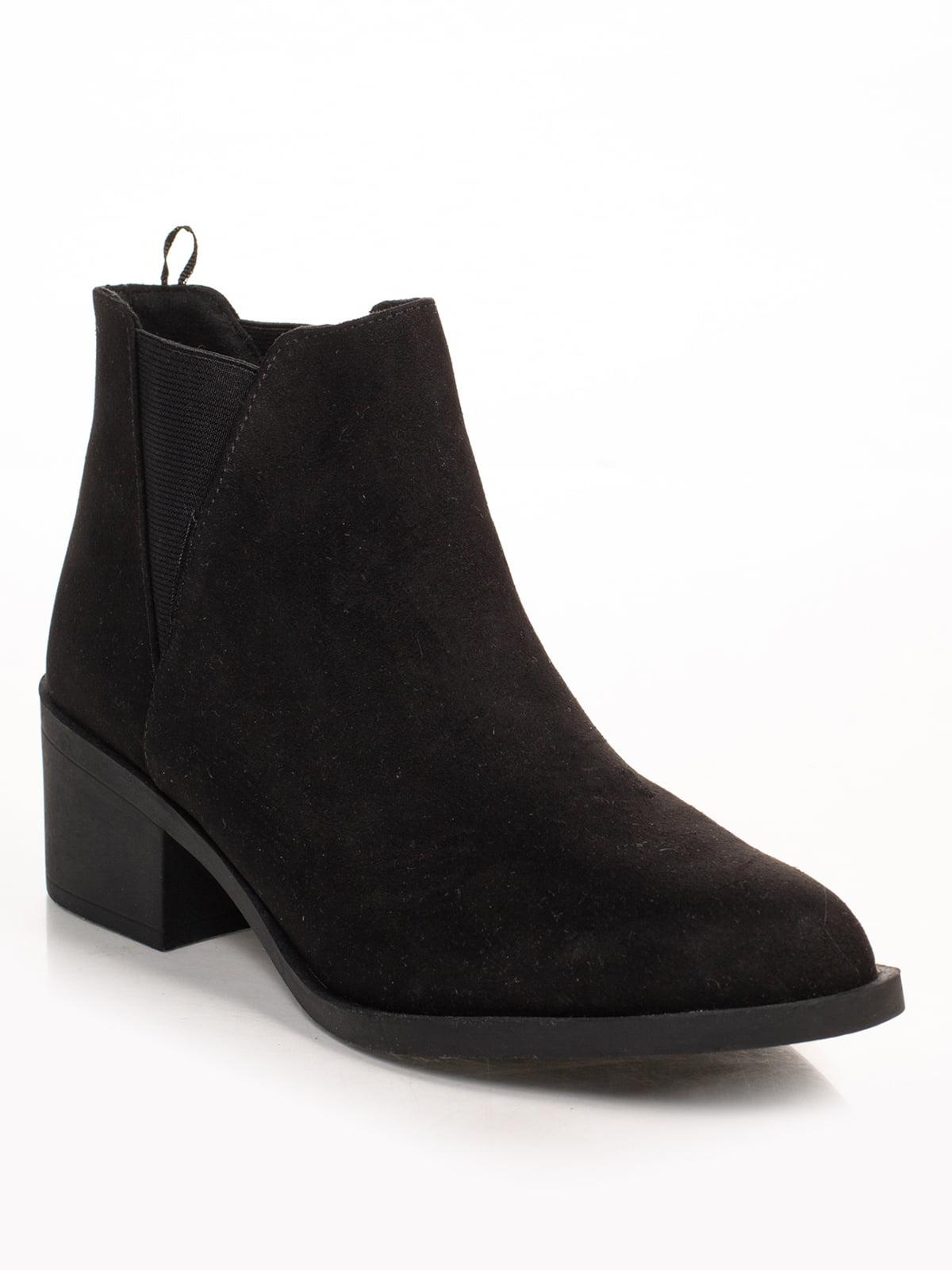 Ботинки черные | 4777663