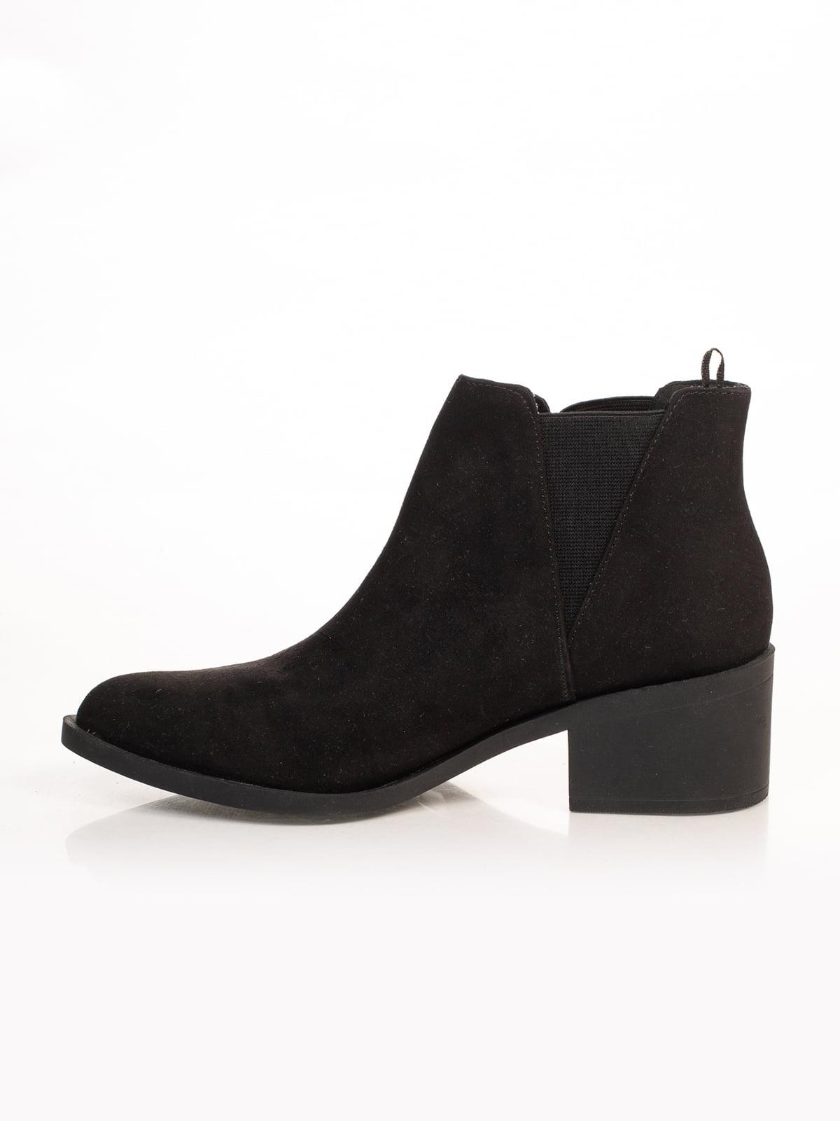 Ботинки черные | 4777663 | фото 2
