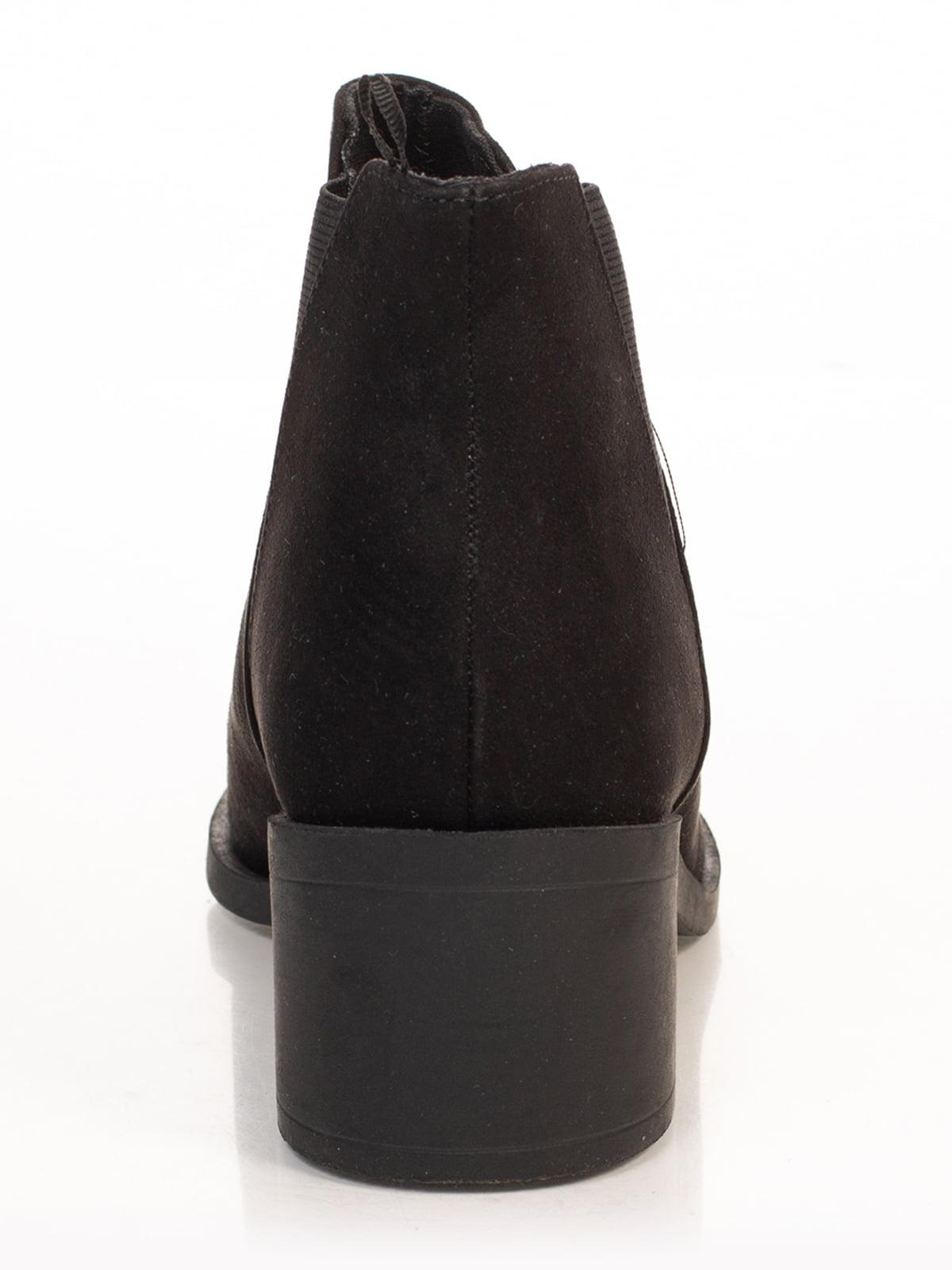 Ботинки черные | 4777663 | фото 3