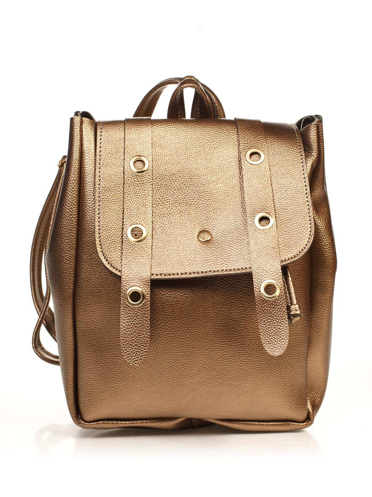 Рюкзак стального цвета | 4840117