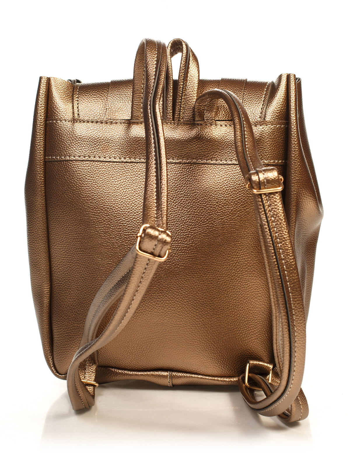 Рюкзак стального цвета | 4840117 | фото 2