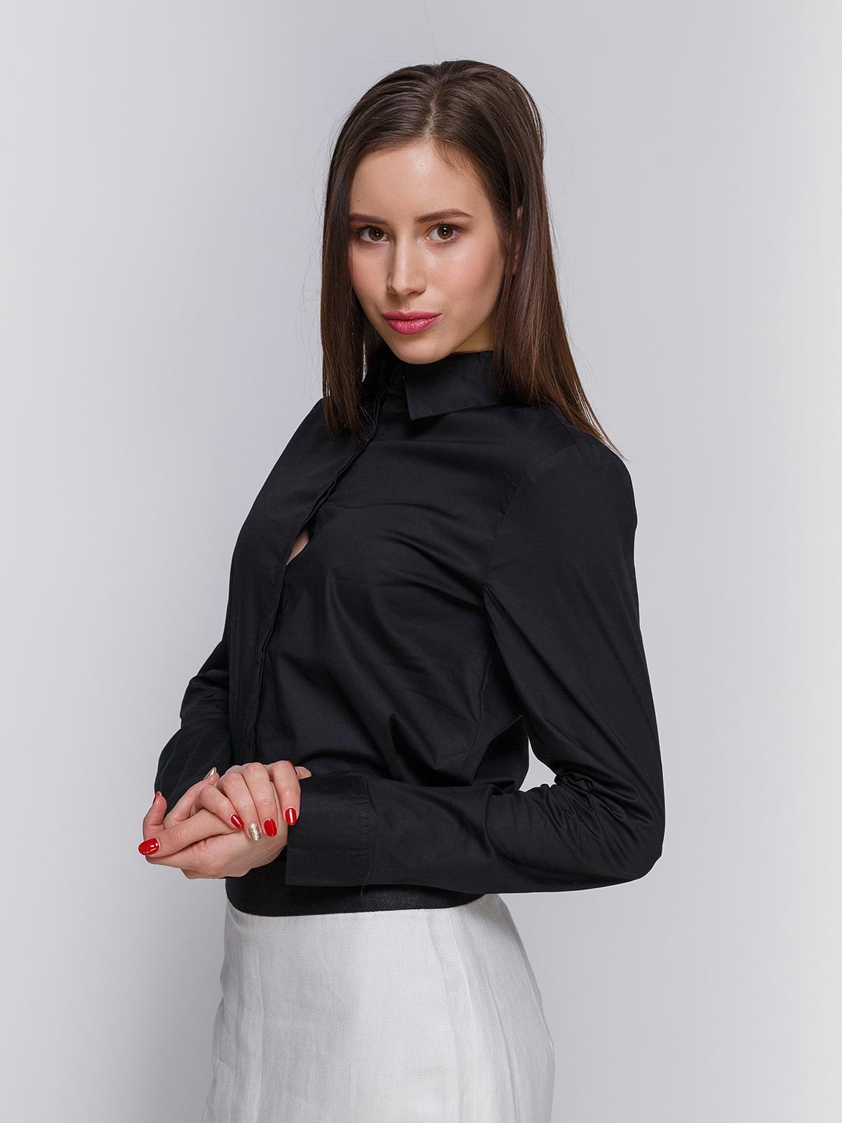 Рубашка черная   1943751