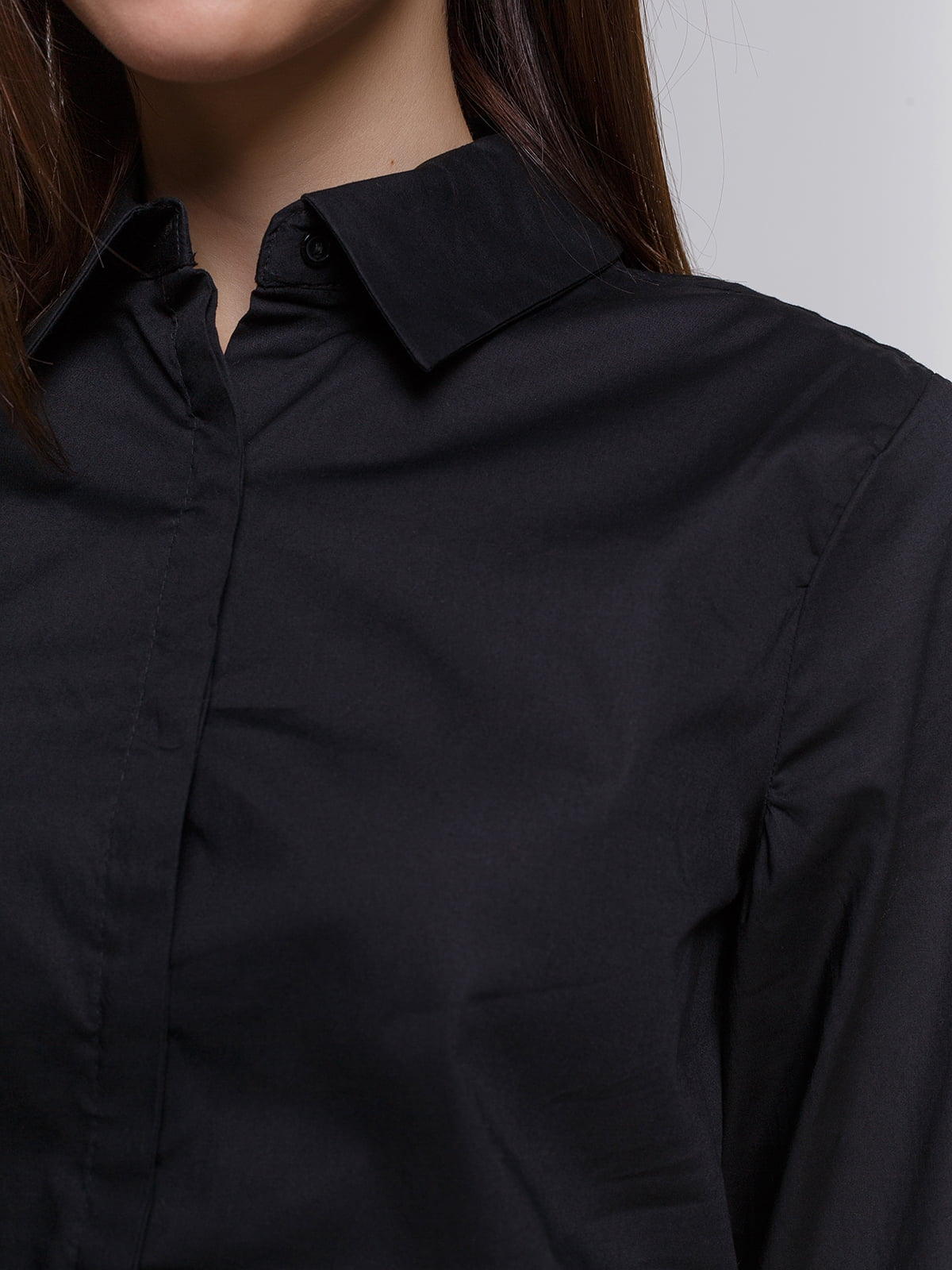 Рубашка черная   1943751   фото 3