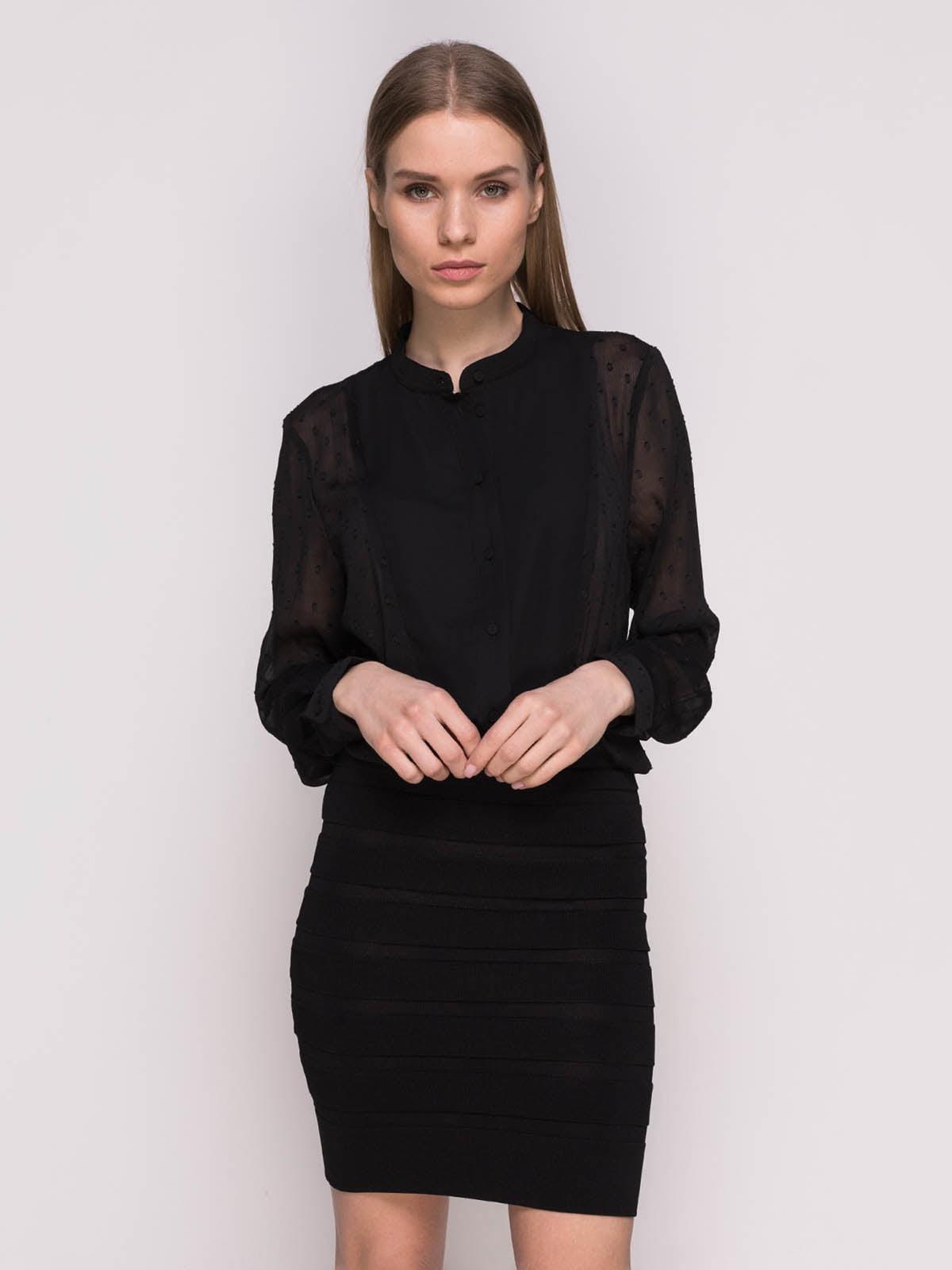 Блуза чорна | 2351578