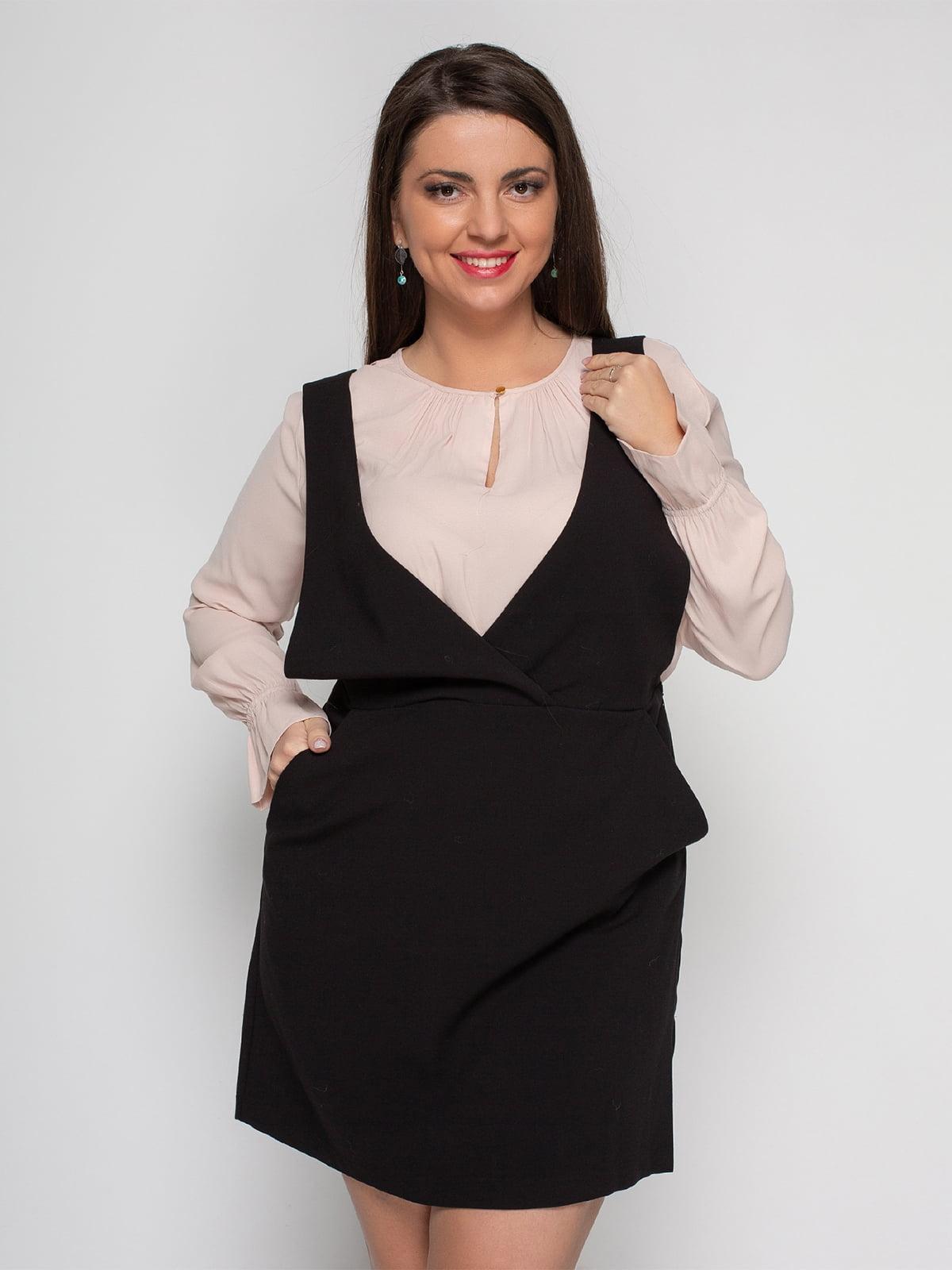 Сукня чорна | 4405921
